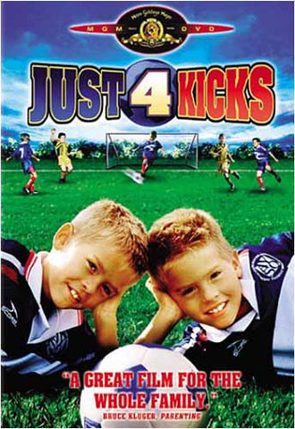 Just 4 Kicks (MGM) DVD Movie