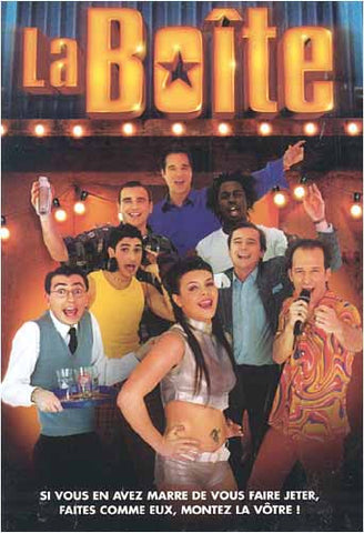 La Boite DVD Movie