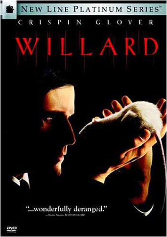 Willard DVD Movie