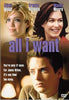 All I Want DVD Movie