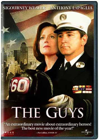 The Guys DVD Movie
