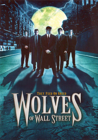 Wolves of Wallstreet DVD Movie