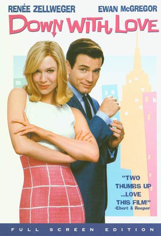 Down with Love (Édition en plein écran) DVD Movie