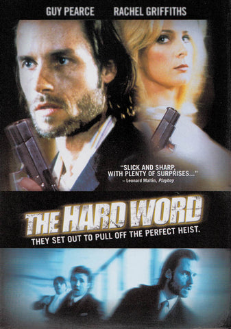 The Hard Word DVD Movie