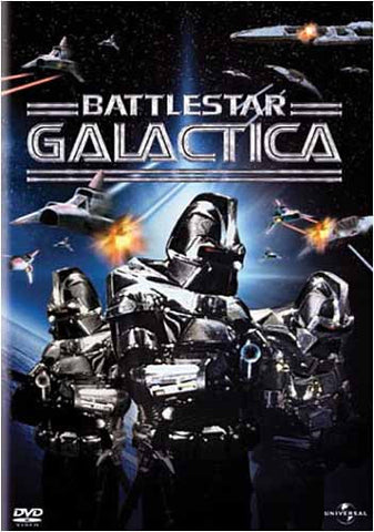 Battlestar Galactica -(Widescreen Edition) DVD Movie