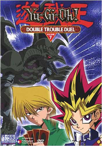 Yu-Gi-Oh! - Double Trouble Duel (Vol. 7) DVD Film