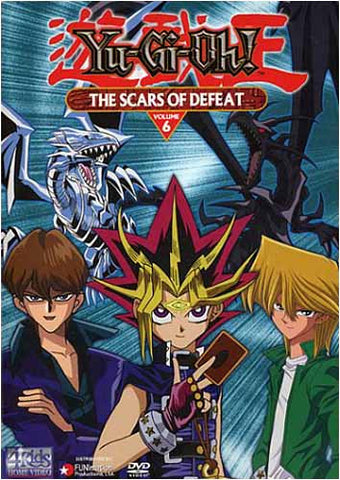 Yu-Gi-Oh! - The Scars of Defeat Volume 6 DVD Movie