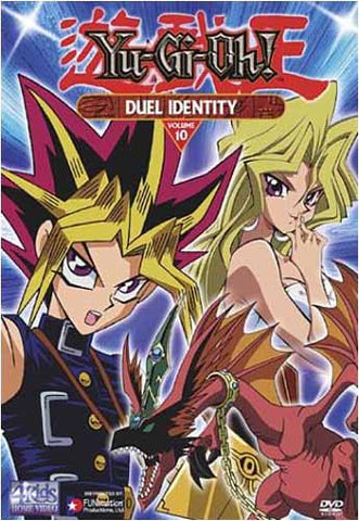 Yu-Gi-Oh! - Duel Identity DVD Movie
