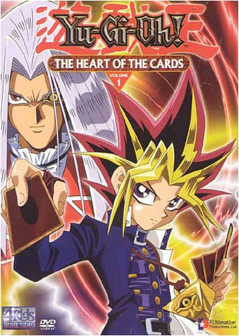 Yu-Gi-Oh! - The Heart of the Cards (Vol. 1) DVD Movie