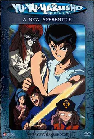 Yu Yu Hakusho Ghost files - Volume 3: A New Apprentice DVD Movie