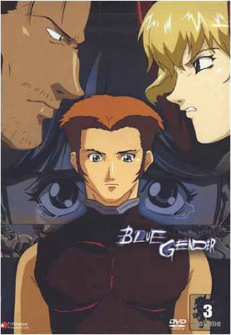 Blue Gender - Volume 3 (Japanimation) DVD Movie