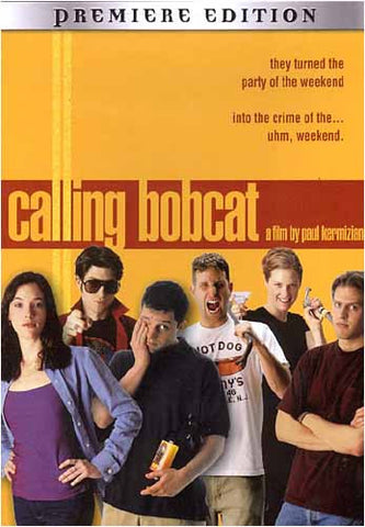 Calling Bobcat - Premiere Edition DVD Movie