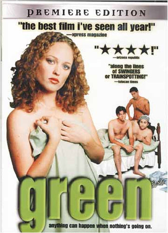 Green DVD Movie