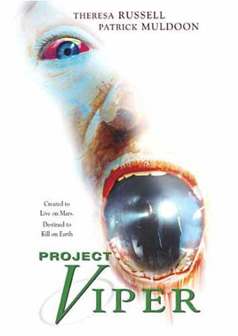 Project Viper DVD Movie