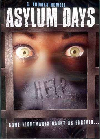 Asylum Days DVD Movie