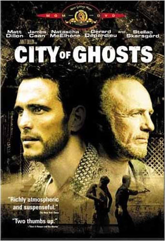 City of Ghosts (MGM) DVD Movie