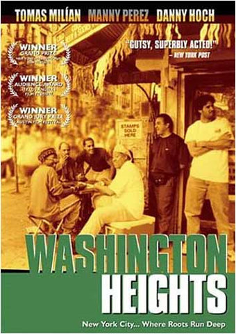 Washington Heights DVD Film
