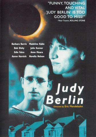 Judy Berlin DVD Movie