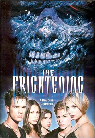 The Frightening DVD Movie