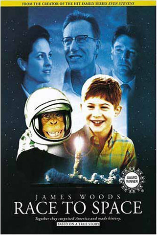 Race To Space DVD Film