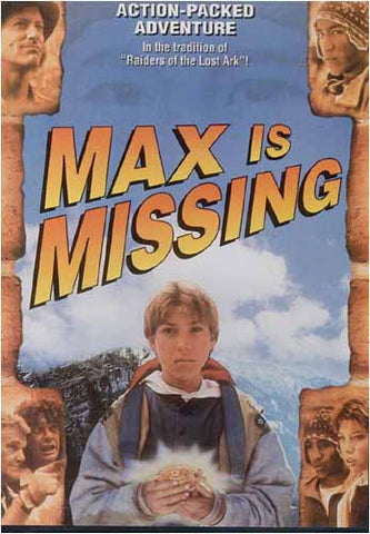 Max Is Missing DVD Movie