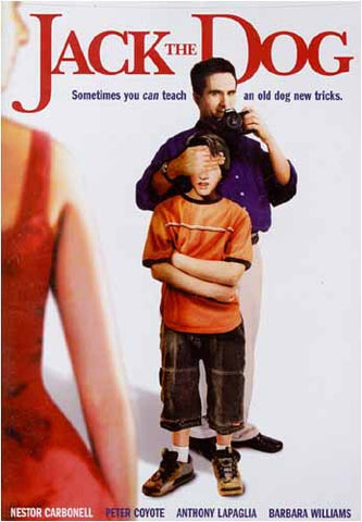 Jack the Dog DVD Movie