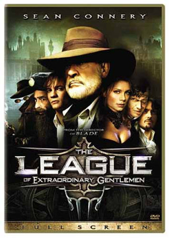League Of Extraordinary Gentlemen (Full Screen Edition) (Reversible French Cover) DVD Movie