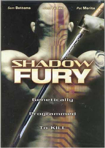 Shadow Fury DVD Movie