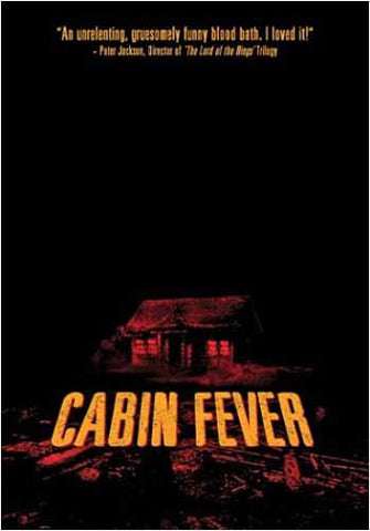 Cabine Fever DVD Film