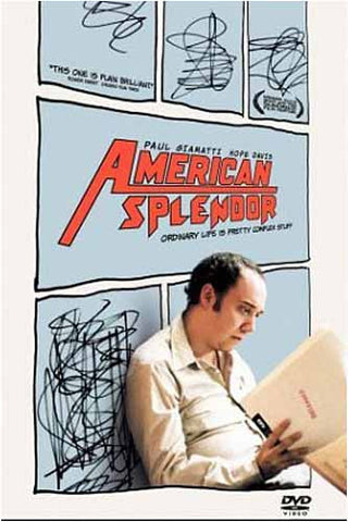 Film DVD American Splendor