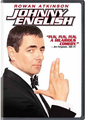 Johnny English (Widescreen Edition) (Bilingual) DVD Movie
