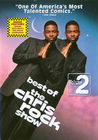 Best of The Chris Rock Show - Volume 2 DVD Movie