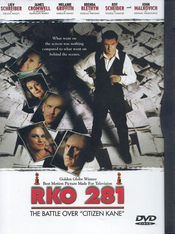 RKO 281 - La bataille du citoyen Kane DVD Movie