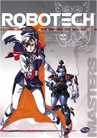 Robotech - Volume 8: Le film DVD sur Revelations (Japanimation)