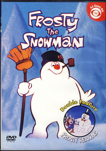 Frosty the Snowman / Frosty Returns (The Original TV Classic) DVD Movie