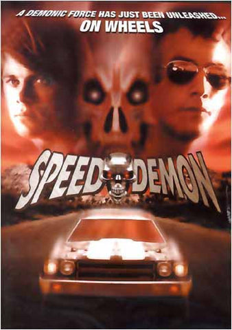 Speed Demon DVD Movie