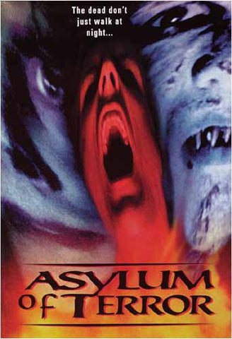 Asylum of Terror DVD Movie