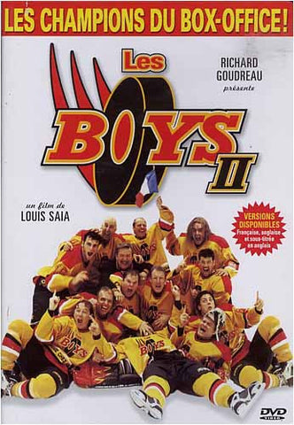 Film Les Boys 2 DVD