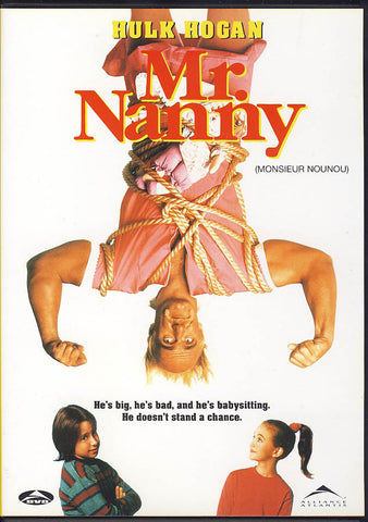 Mr. Nanny (Bilingue) DVD Film