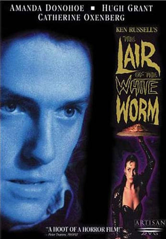 The Lair of the White Worm DVD Movie