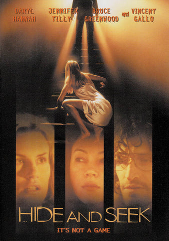 Hide and Seek (Daryl Hannah) DVD Movie