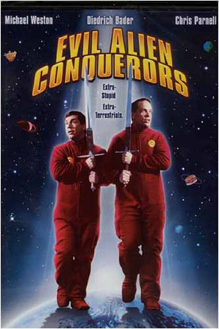 Evil Alien Conquerors DVD Movie