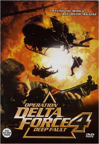Operation Delta Force 4 - Deep Fault DVD Movie