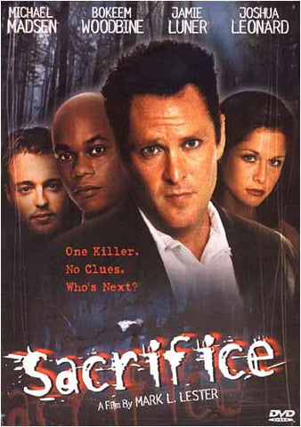 Film DVD Sacrifice (Michael Madsen)