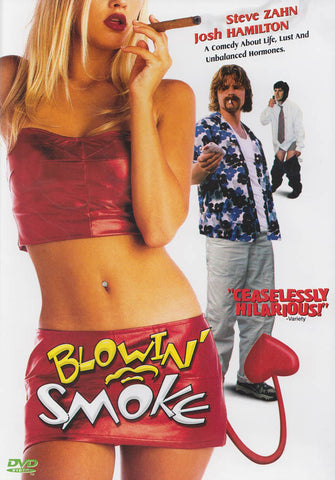Blowin' Smoke DVD Movie