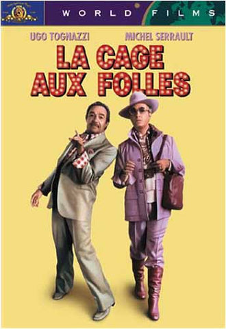 La Cage Aux Folles DVD Movie