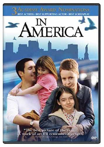 In America DVD Movie