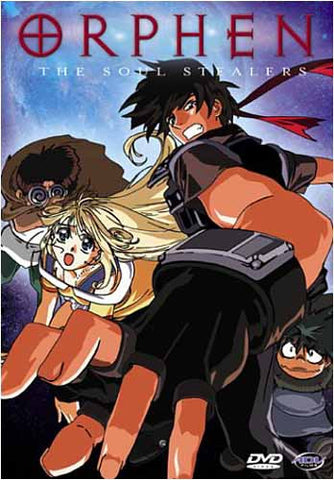 Orphen - Volume 5: The Soul Stealers (Japanimation) DVD Movie