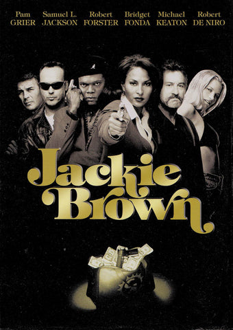 Jackie Brown (Bilingual) DVD Movie