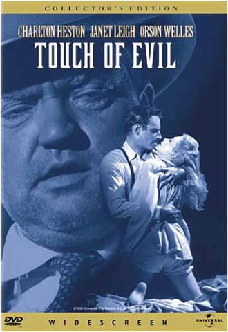 Touch of Evil (Restored Collector's Edition) - Film DVD à écran large